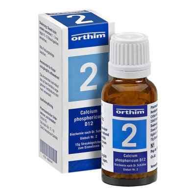 Biochemie Globuli 2 Calcium phosphoricum D12  bei Apotheke.de bestellen