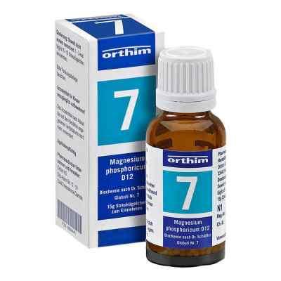 Biochemie Globuli 7 Magnesium phosphoric.D 12  bei Apotheke.de bestellen