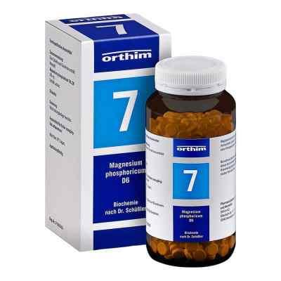 Biochemie Orthim 7 Magnesium phosphoric.D 6 Tabletten