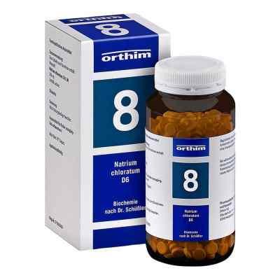 Biochemie Orthim 8 Natrium chloratum D6 Tabletten  bei Apotheke.de bestellen