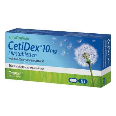 CetiDex 10mg  bei Apotheke.de bestellen