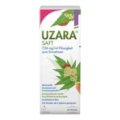 UZARA SAFT 7,56mg/ml  bei Apotheke.de bestellen