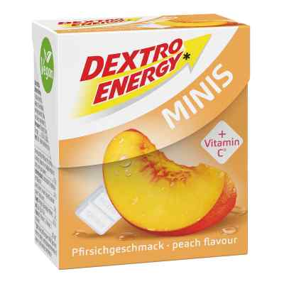 Dextro Energen Minis Pfirsich
