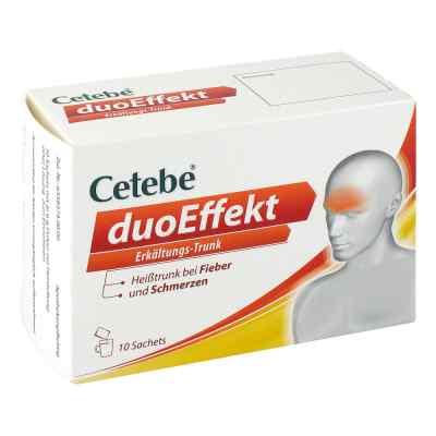 Cetebe duoEffekt Erkältungs-Trunk