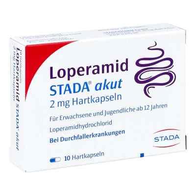 Loperamid STADA akut 2mg  bei Apotheke.de bestellen