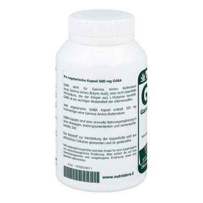Gaba 500 mg vegetarische Kapseln  bei Apotheke.de bestellen