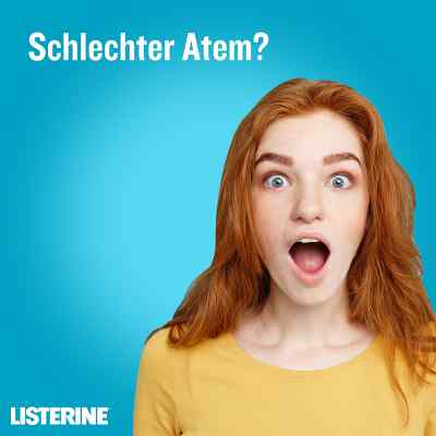 Listerine Coolmint Lösung  bei Apotheke.de bestellen