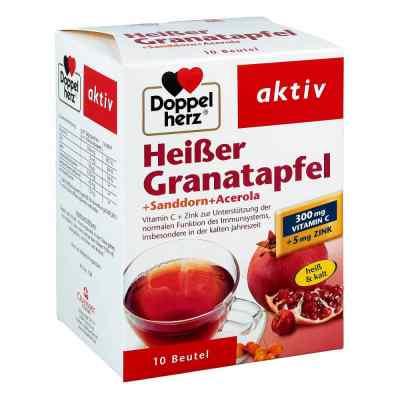 Doppelherz Heisser Granatapfel+sanddorn+acerola  bei Apotheke.de bestellen