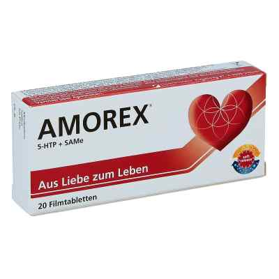 Amorex Tabletten bei Liebeskummer und Trennung  bei Apotheke.de bestellen