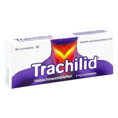 Trachilid Halsschmerztabletten
