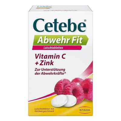 Cetebe Abwehr Fit Lutschtabletten  bei Apotheke.de bestellen