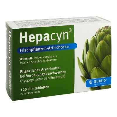 Hepacyn Frischpflanzen-Artischocke  bei Apotheke.de bestellen