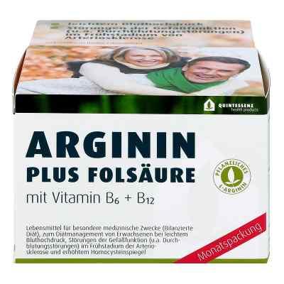 Arginin Plus Folsäure Kapseln  bei Apotheke.de bestellen