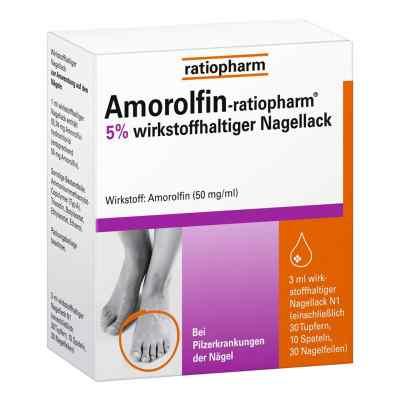 Amorolfin-ratiopharm 5%  bei Apotheke.de bestellen