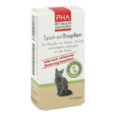 Pha Spot on Tropfen für Katzen bei Apotheke.de bestellen
