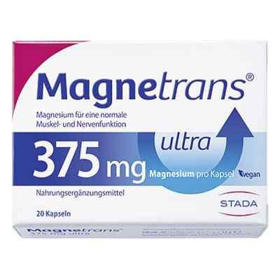 Magnetrans 375 mg ultra Kapseln Magnesium  bei Apotheke.de bestellen