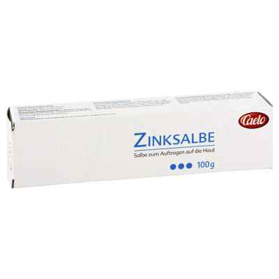 Caelo Zinksalbe Hv Packung  bei Apotheke.de bestellen