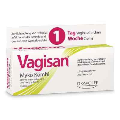 Vagisan Myko Kombi  bei Apotheke.de bestellen