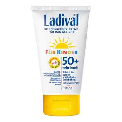 Ladival Kinder Sonnenschutz Creme Gesicht Lsf 50+ bei Apotheke.de bestellen