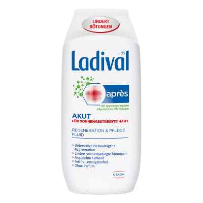 Ladival Apres Pflege Akut Beruhigungs-fluid  bei Apotheke.de bestellen