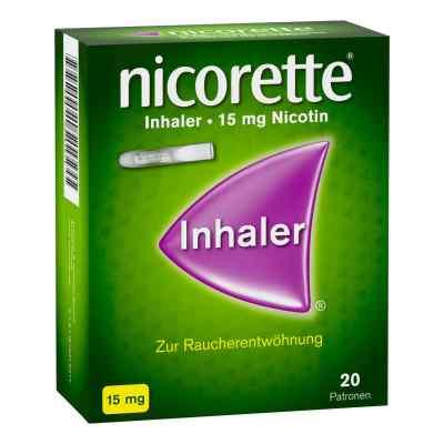 Nicorette Inhaler 15mg  bei Apotheke.de bestellen