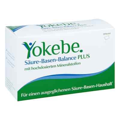 Yokebe Plus Säure-basen-balance Beutel