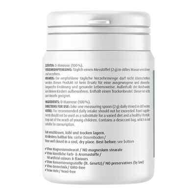 Natural D-mannose Powder  bei Apotheke.de bestellen