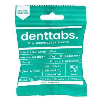 Denttabs Zahnputztabletten stevia mint bei Apotheke.de bestellen