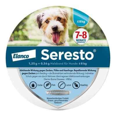 Seresto Halsband für kleine Hunde bis 8 kg
