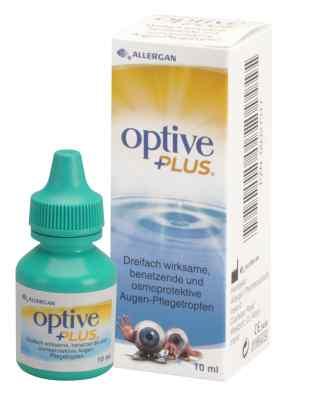 Optive Plus Augentropfen  bei Apotheke.de bestellen