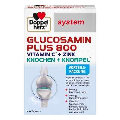 Doppelherz Glucosamin Plus 800 system Kapseln  bei Apotheke.de bestellen