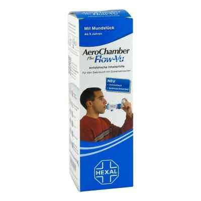 Aerochamber Hexal mit Mundstück für  Erwachsenen   und  Kinder  bei Apotheke.de bestellen