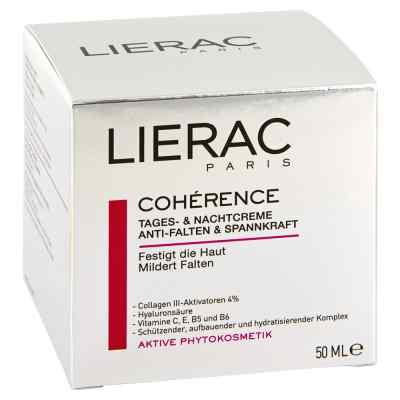 Lierac Coherence Tag & Nacht Creme  bei Apotheke.de bestellen