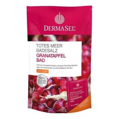 Dermasel Totes Meer Badesalz+granatapfel Spa  bei Apotheke.de bestellen