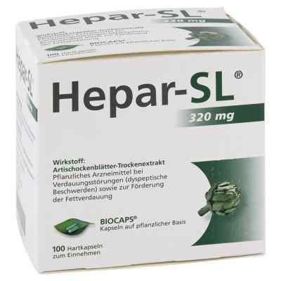 Hepar Sl 320 mg Hartkapseln  bei Apotheke.de bestellen