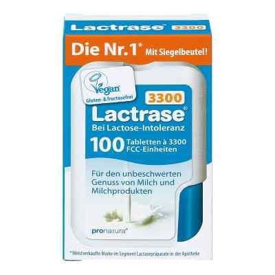 Lactrase 3.300 Fcc Tabletten im Klickspender  bei Apotheke.de bestellen