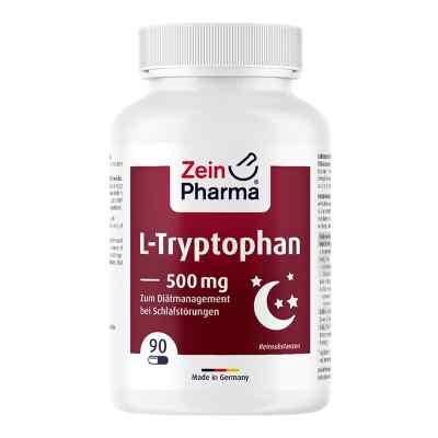 L-tryptophan 500 mg Kapseln  bei Apotheke.de bestellen