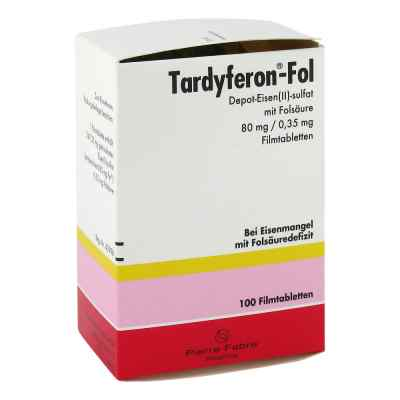 Tardyferon-Fol  bei Apotheke.de bestellen