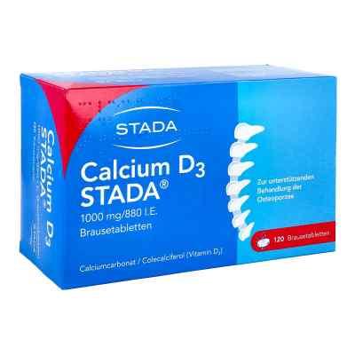 Calcium D3 STADA 1000mg/880 internationale Einheiten  bei Apotheke.de bestellen