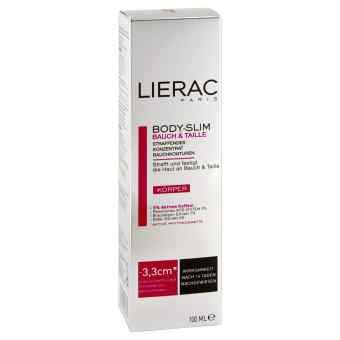 Lierac Body Slim Bauch & Taille Creme