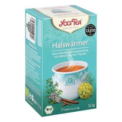 Yogi Tea Halswärmer Bio  bei Apotheke.de bestellen