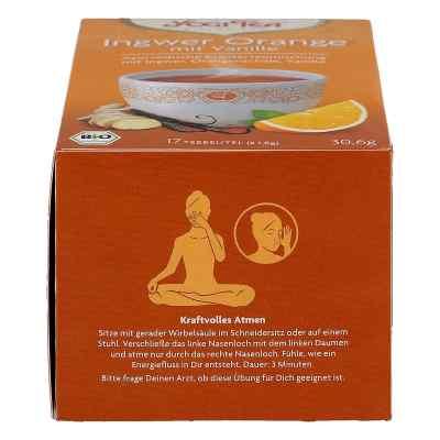 Yogi Tea Ingwer Orange+vanille Bio Filterbeutel  bei Apotheke.de bestellen