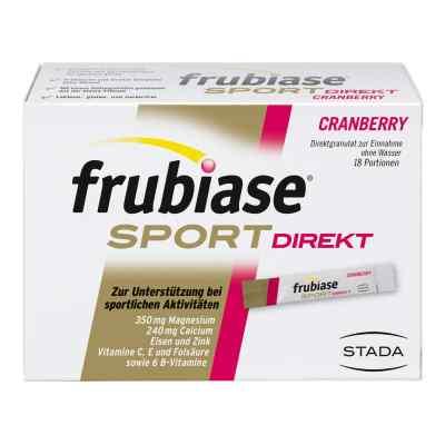 Frubiase Sport Direkt Granulat Cranberry  bei Apotheke.de bestellen