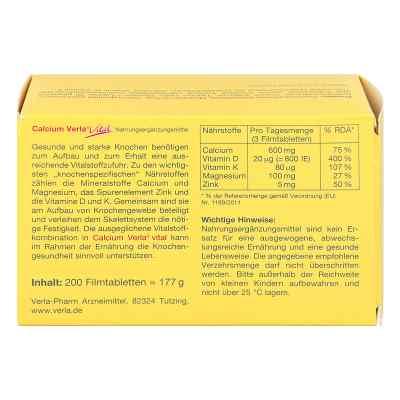 Calcium Verla Vital Filmtabletten  bei Apotheke.de bestellen
