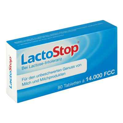 Lactostop 14.000 Fcc Tabletten