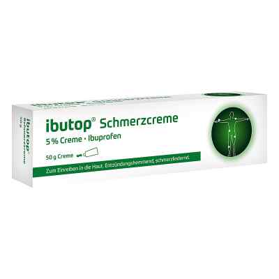 Ibutop Schmerzcreme  bei Apotheke.de bestellen