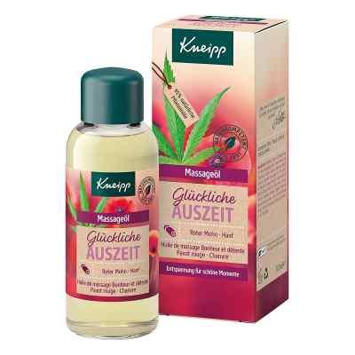 Kneipp Massageöl Glückliche Auszeit  bei Apotheke.de bestellen