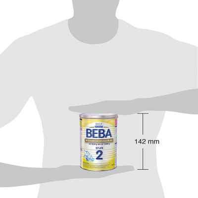Nestle Beba Frühgeborenen Nahrung Stufe 2  bei Apotheke.de bestellen