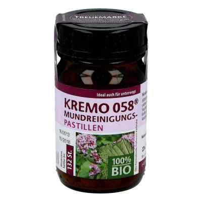 Kremo 058 Mundreinigungspastillen  bei Apotheke.de bestellen