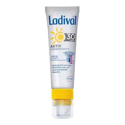Ladival Aktiv Sonnenschutz für Gesicht und Lipp. Lsf30  bei Apotheke.de bestellen